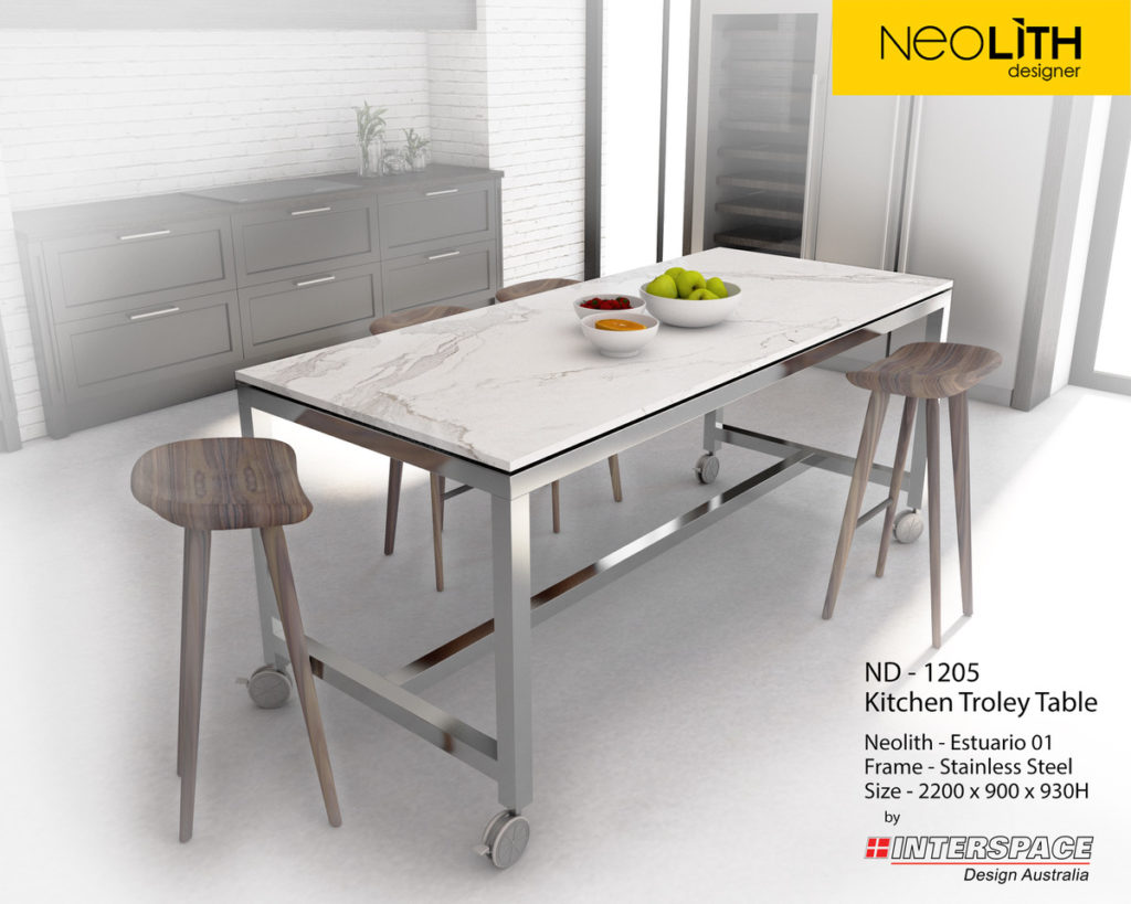 Neolith Marble – Reinventing The Furnishing Industry